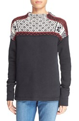 Women's Free People 'Snow Bunny' Pullover
