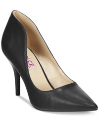 Dolce By Mojo Moxy Tammy Pointed Toe Pumps Women's Shoes Black