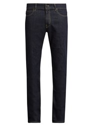 Stella Mccartney Classic Mid Rise Slim Fit Jeans Dark Navy
