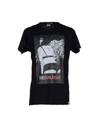 Dress Code Topwear T Shirts Men Black