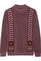 Anna Sui Wool Blend Sweater