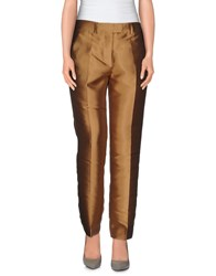Normaluisa Trousers Casual Trousers Women Khaki