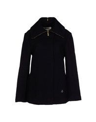 Duck Farm Coats Black