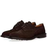 Tricker's Bourton Derby Brogue Brown