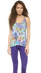 Prismsport Kaleidoscope Loose Fit Top
