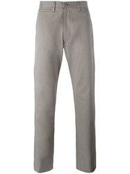 E. Tautz Wide Fit Chinos Nude Neutrals