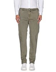 Red Soul Casual Pants Military Green