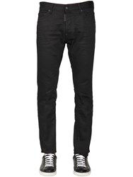 Dsquared 16.5Cm Cool Guy Stretch Denim Jeans