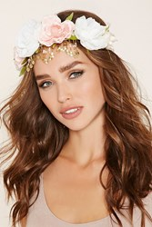 Forever 21 Beaded Charm Flower Crown