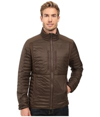 Kuhl Spyfire Jacket Espresso Men's Coat Brown