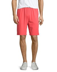 Psycho Bunny Sport Performance Shorts Poppy Red