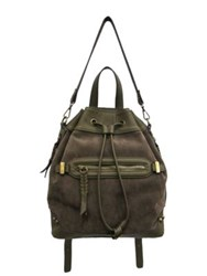 Chinese Laundry Erica 3 Way Convertible Backpack Olive