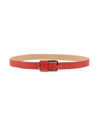 Furla Belts Red