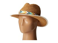 Echo Crochet Panama Beach Hat White Caps