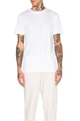 Alexander Wang Oversized Tee In White