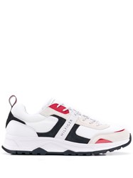 Tommy Hilfiger Colour Block Sneakers White