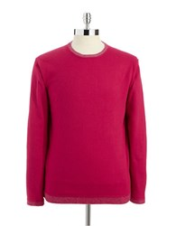 Tommy Bahama Crew Neck Sweater Red