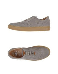 Andrea Morelli Lace Up Shoes Grey