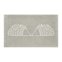 Scion Spike Bath Mat Grey