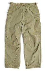 Men's Foothills Ca Vintage British Combat Trousers