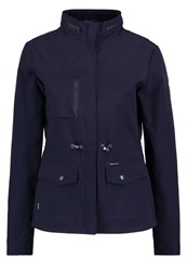 Khujo Summer Jacket Deep Sea Dark Blue