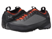 Arc'teryx Acrux Fl Graphite Bright Flame Men's Shoes Gray