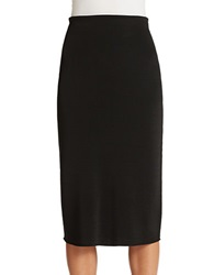 424 Fifth Sweater Pencil Skirt Black