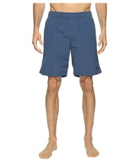 The North Face Class V Pull On Trunk Long Shady Blue Men's Swimwear
