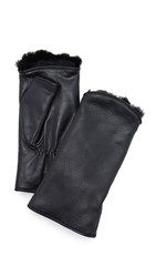 Agnelle Pauline Gloves Black