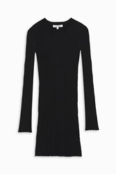 Elizabeth And James Women S Penny Ribbed Dress Boutique1 Black