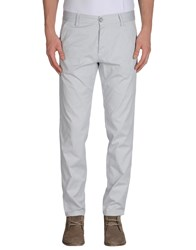 Basicon Trousers Casual Trousers Men Light Grey