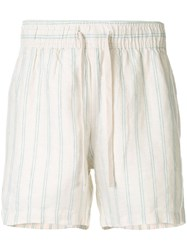 Venroy Lounge Shorts White