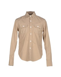 Band Of Outsiders Shirts Beige