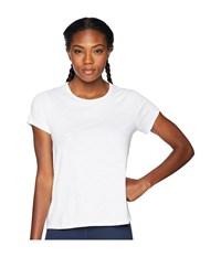 Tasc Performance St. Charles Crew Short Sleeve Tee White T Shirt