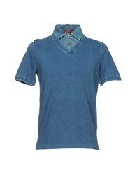 Altea Dal 1973 Polo Shirts Blue