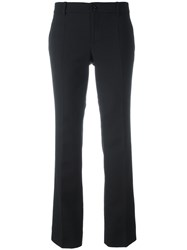 Gucci Tailored Ankle Length Trousers Black