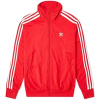 Adidas Firebird Track Top Red