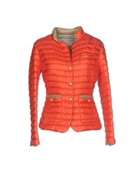 Jan Mayen Coats And Jackets Down Jackets Red