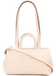 Marsell Mini Orizzontale Shoulder Bag Nude Neutrals