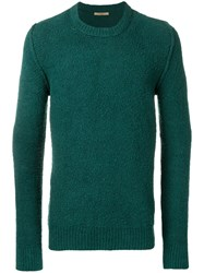Nuur Round Neck Sweater Green