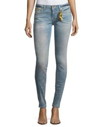 Robin's Jeans Marilyn Mid Rise Skinny Light Blue