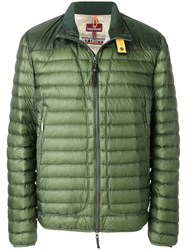 Parajumpers Arthur Duvet Jacket Green