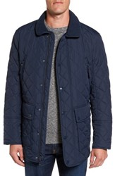 Marc New York Men's Andrew Milton Quilted Barn Jacket Ink