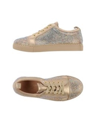 Lola Cruz Low Tops And Trainers Beige
