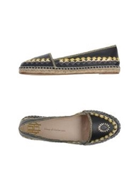 House Of Harlow 1960 Espadrilles Black