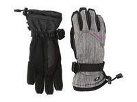 Seirus Heatwave Zenith Glove Heather Gray Extreme Cold Weather Gloves
