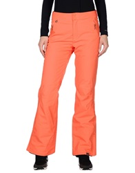 Roxy Casual Pants Orange