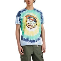 Ovadia And Sons Not Fade Away Tie Dyed T Shirt Multi