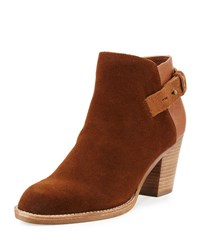 Dolce Vita Jae Leather Ankle Boot Light Brown