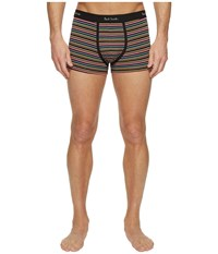 Paul Smith Variant Low Rise Boxer Brief Brown Men's Underwear